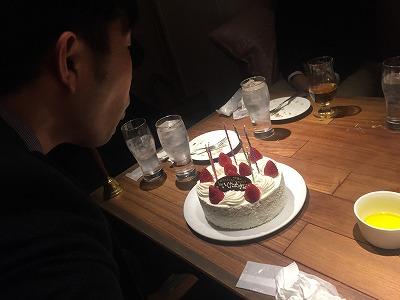 生田目さんお誕生日おめでとうございます!!