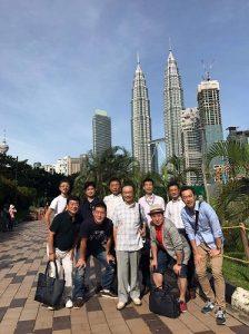マレーシア ツインタワー