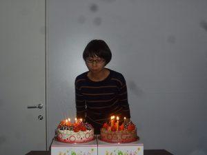 鈴木さん お誕生日会