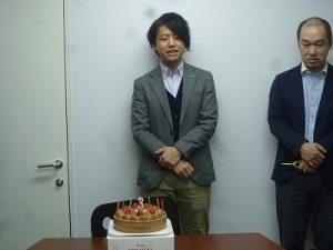 菊田さん 新しいことにチャレンジする1年に