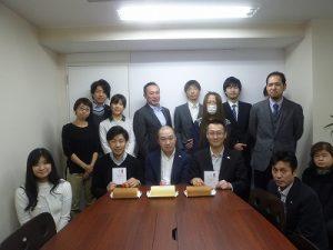 生田目さん、山田(琢)さん、大瀬さん お誕生日おめでとうございます