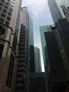 シンガポール City ビジネスの中心地