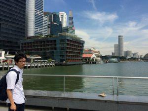 シンガポール ベイフロント