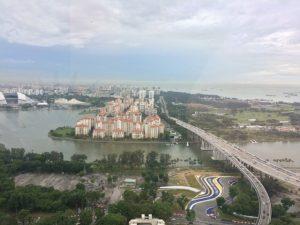 2017年11月 シンガポールの景色