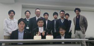 須藤君誕生日 2017年11月