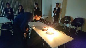 倉本くん誕生日