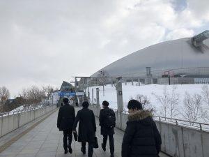 2018年3月 マイナビ 札幌ドーム