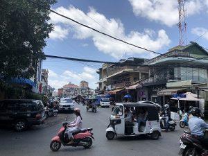 カンボジア プノンペン WAOJE